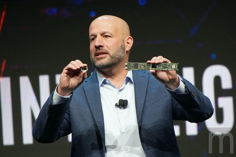 DSC07299 Intel預告將推出Tiger Lake處理器,而接下來的7nm製程產品有更大效能提昇