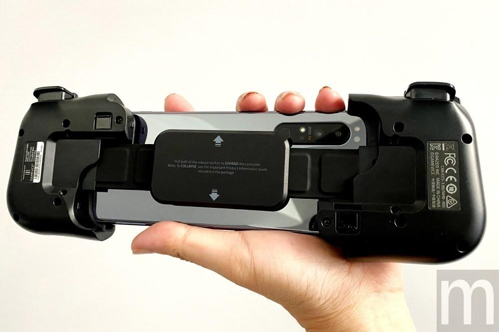IMG 4072 動手玩/與韓國Gamevice合作,Razer新款手機控制手把Kishi