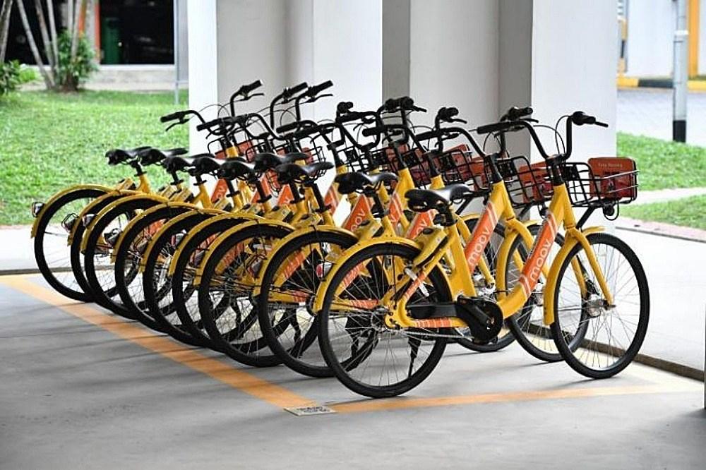 yq moov 03072019 新北市明年不再與YouBike續約,取而代之的無樁式共享單車是什麼來歷?