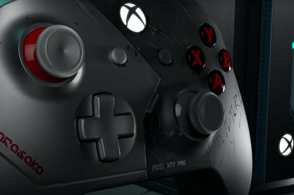 mashdigi capture 2020 04 19 上午12.08.04 微軟推出《電馭叛客 2077》限定款Xbox One X
