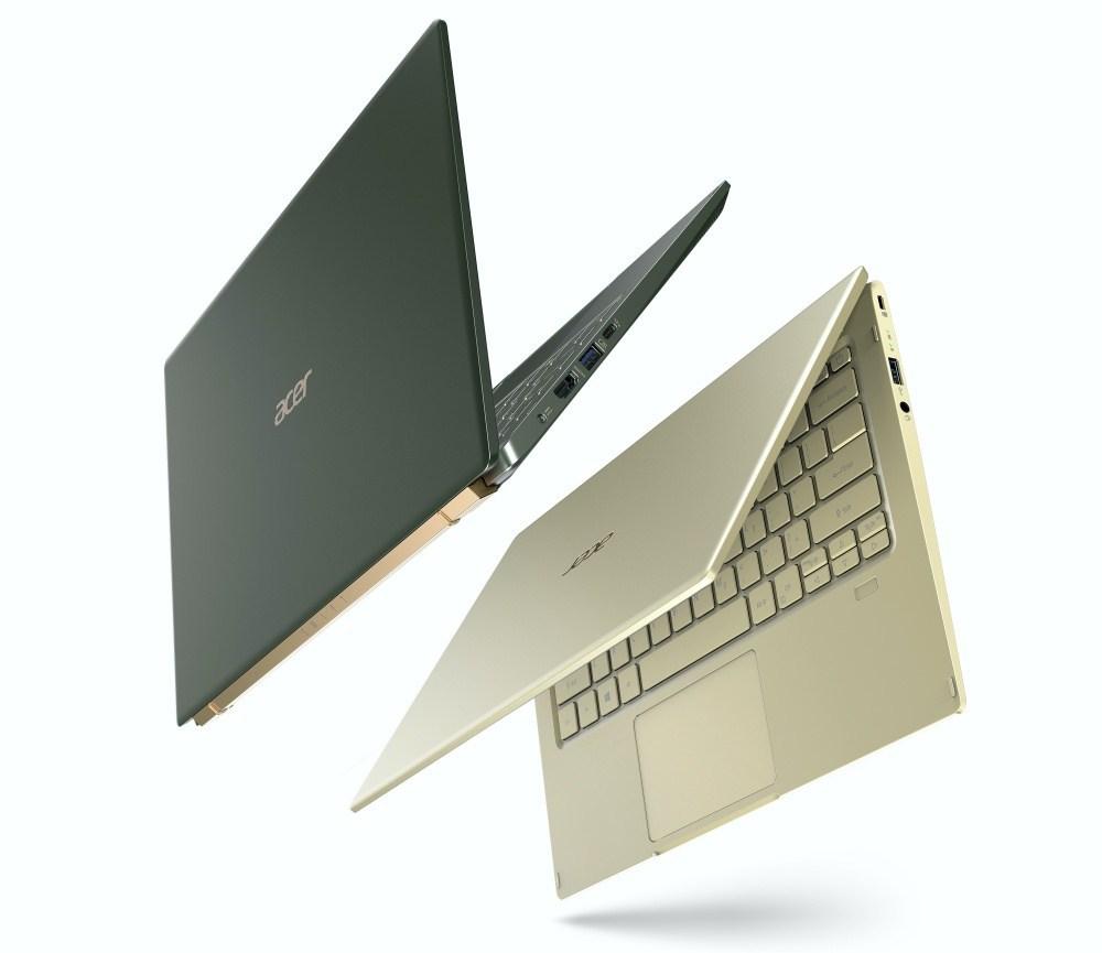 Acer Swift 5 SF514 55 High 03 宏碁更新新款Swift 5,搭載Intel Tiger Lake架構的第11代Core i處理器
