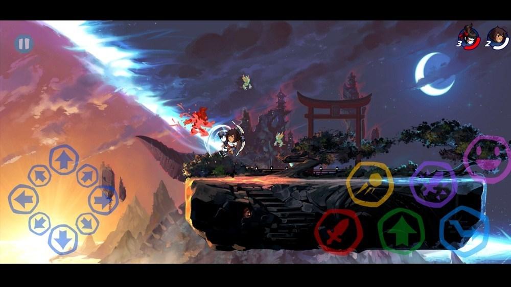 8 RawScreenshot SoftLaunch 1080x1920EN 《英靈神殿大亂鬥》增加Android、iOS版本,同樣支援跨平台亂鬥