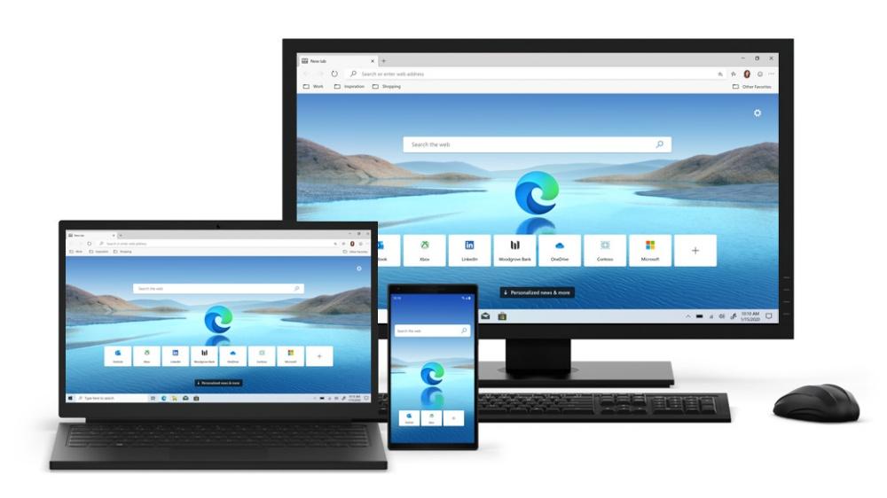 RE4ntrO 換上Chromium架構的Microsoft Edge,桌機版使用市佔比例已經位居第二
