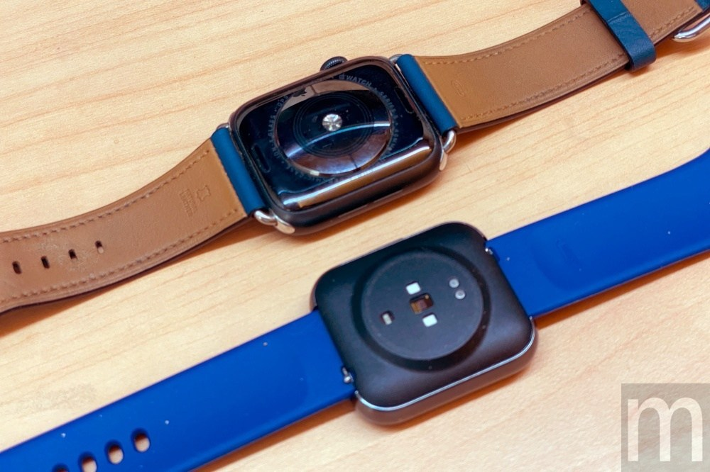 IMG 3324 動手玩/親民價位就擁有心率、睡眠與血氧量測功能的realme Watch