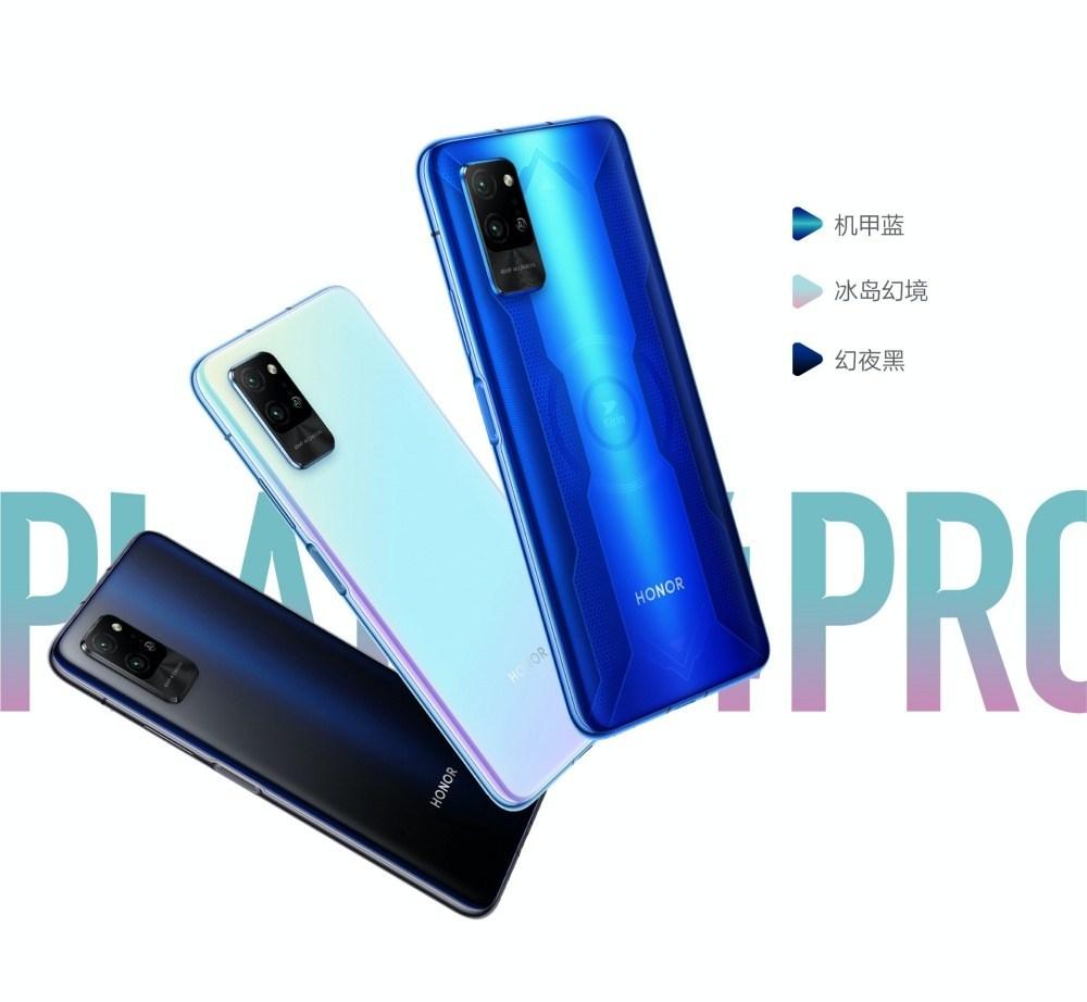 pc 11 榮耀揭曉採用聯發科天璣800處理器的Play 4系列手機