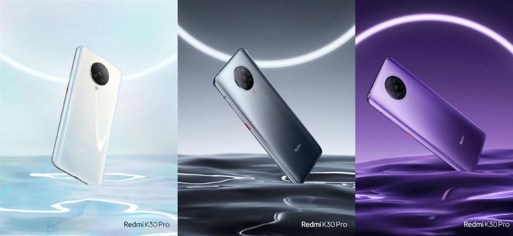 2aeb67d4d219120 side Redmi K30 Pro即將登場,搭載S865處理器、區分兩種版本