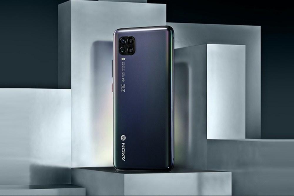 e6eaf5421fce0d6c00531945726e7bff 中興通訊揭曉最「輕盈」的大尺寸5G連網手機AXON 11 5G