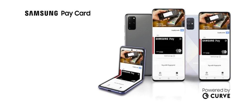 KV samsung pay final 三星於英國推行Samsung Pay Card服務,讓使用者更簡單透過金融卡消費