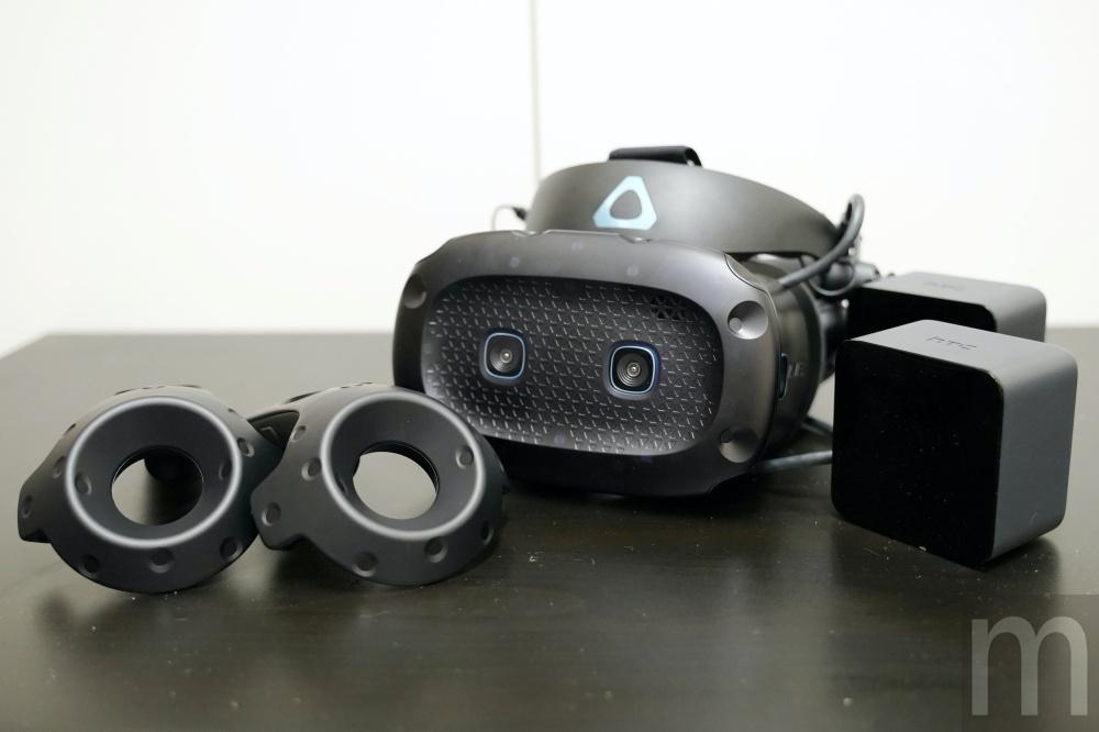 DSC07858 動手玩/定位效果更好、應用範圍更廣泛的VIVE Cosmos Elite