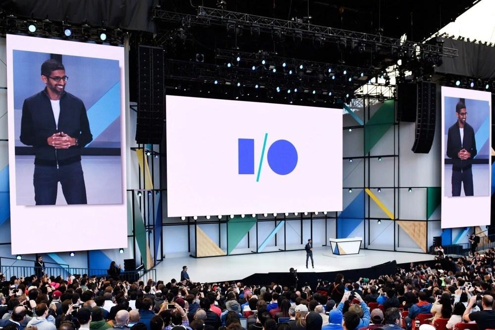 Google IO 684260378 因應疫情擴大、加州封州等影響,Google確定取消改為線上形式的Google I/O活動