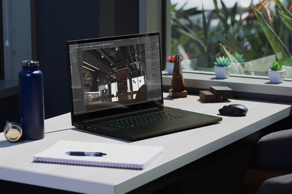 razer blade pro 17 2020 gallery 04 Razer更新17吋創作遊戲筆電,Blade Pro 17增加支援300Hz畫面更新率