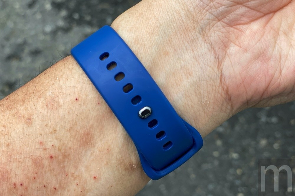 IMG 3339 動手玩/親民價位就擁有心率、睡眠與血氧量測功能的realme Watch
