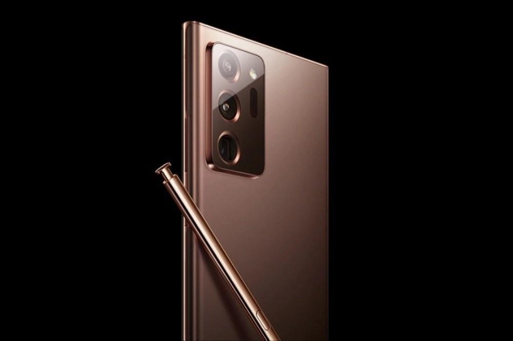 三星確認將於8/5以線上形式揭曉Galaxy Note 20系列