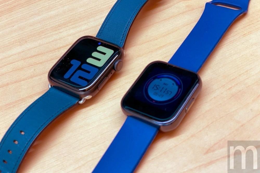 IMG 3323 動手玩/親民價位就擁有心率、睡眠與血氧量測功能的realme Watch