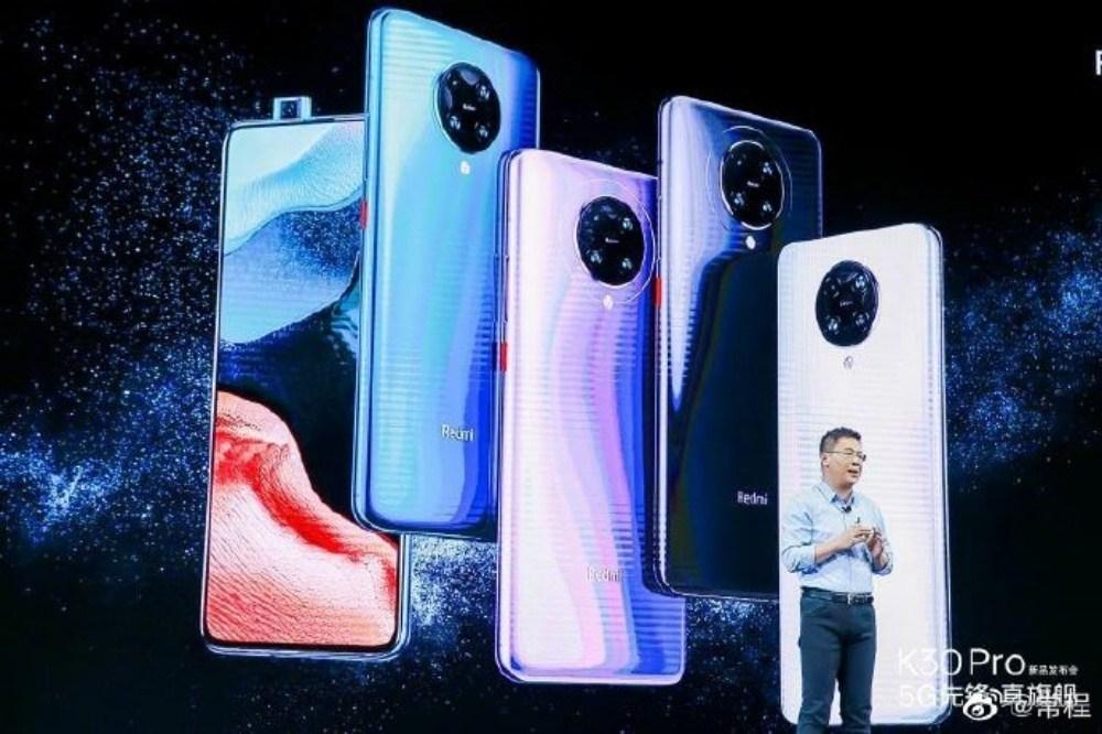 0a26fe1a89973a2e36f6fb13754475b4 Redmi K30 Pro揭曉,新款小愛觸控音箱、電視同步亮相