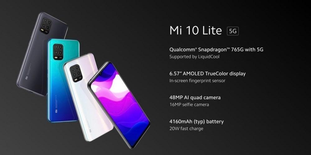 02 1 國際版小米10系列揭曉,小米10 Lite、更多智慧物聯網產品同步亮相