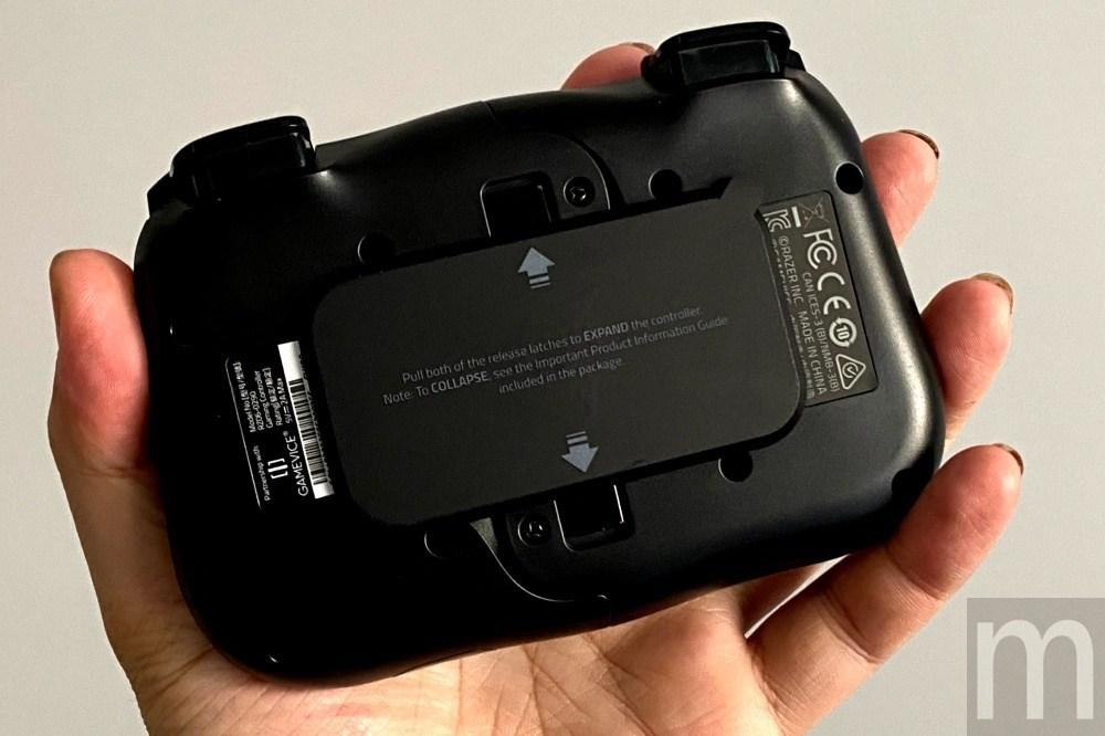 IMG 4059 動手玩/與韓國Gamevice合作,Razer新款手機控制手把Kishi