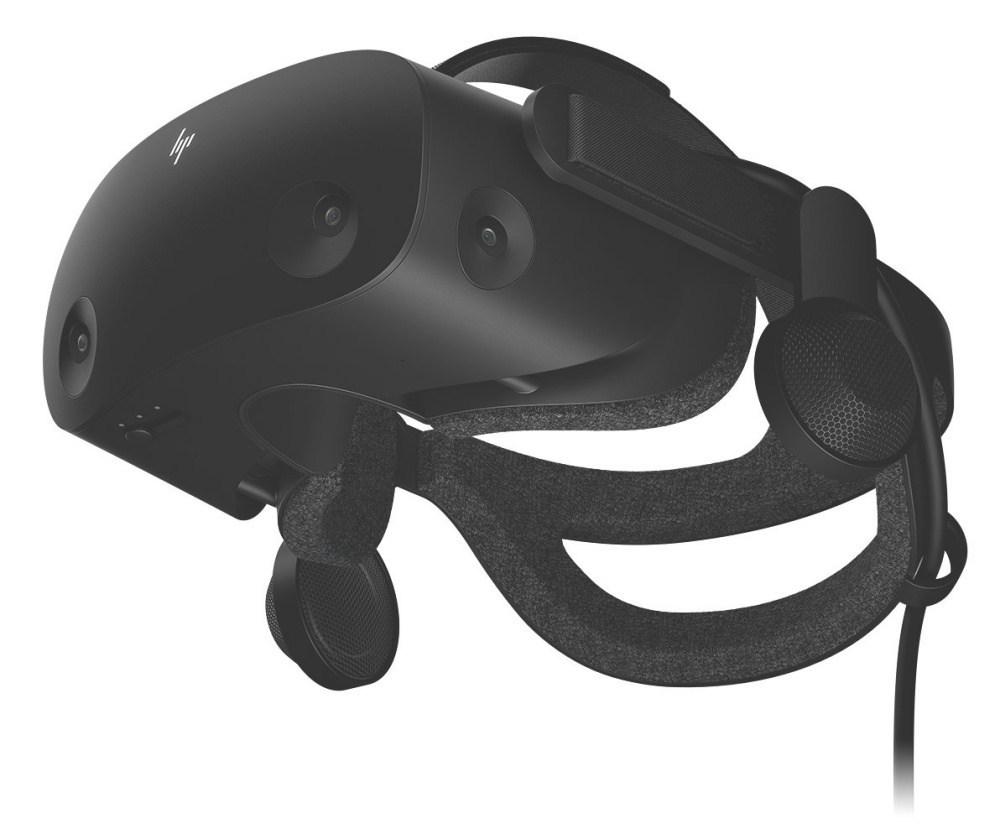 EYtnsJpUwAQP5LY HP與微軟、Valve合作新款虛擬實境頭戴裝置外觀曝光