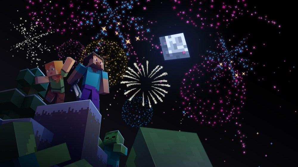 minecraft xboxwire hero image jpg 不僅是磚塊遊戲,微軟宣布《我的世界》累積銷售超過2億套