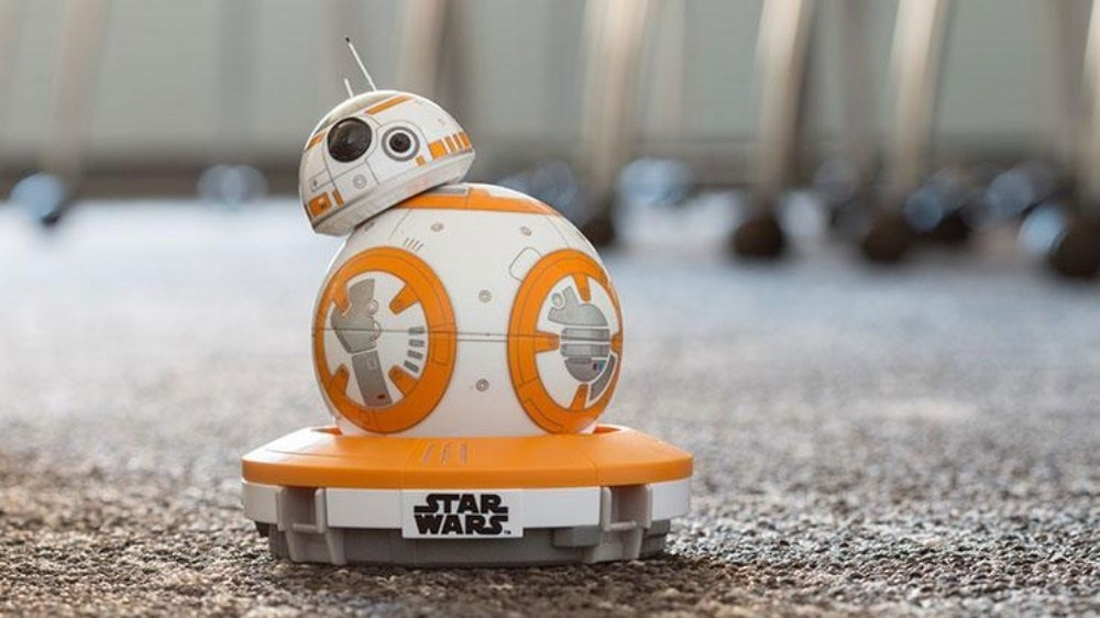 400424 sphero bb 8 app enabled droid Sphero成立子公司Company Six,投入安全用途機器人市場