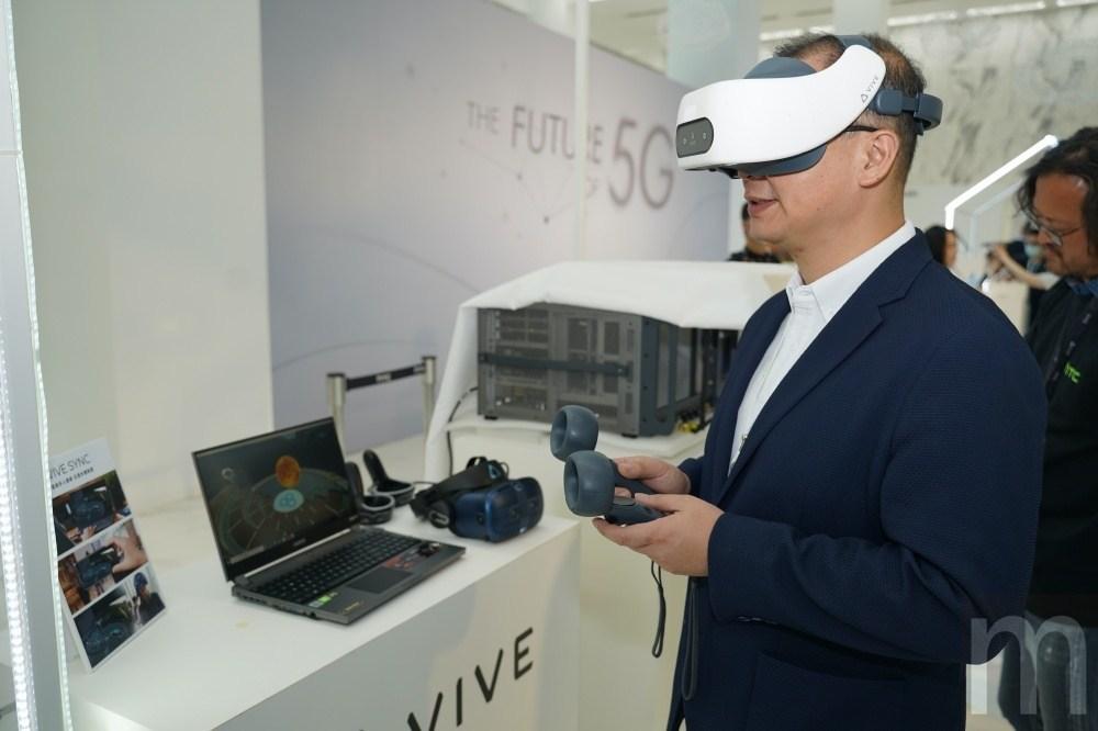 DSC08602 HTC推出VIVE XR Suite、VIVE Events服務,打造全新遠距互動及虛擬展會活動