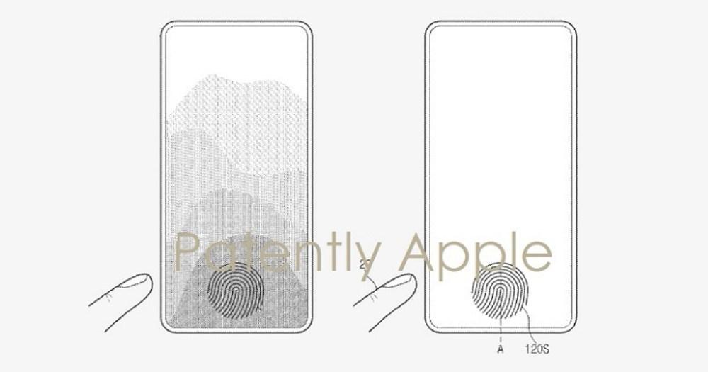6a0120a5580826970c0264e2e0890b200d 800wi 三星註冊專利,避免採螢幕下指紋辨識功能的OLED螢幕產生烙印