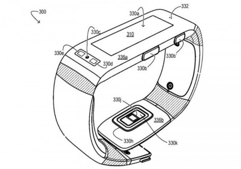 66372 20200608110858542 1973602144 新專利顯示微軟仍計畫打造智慧手環產品
