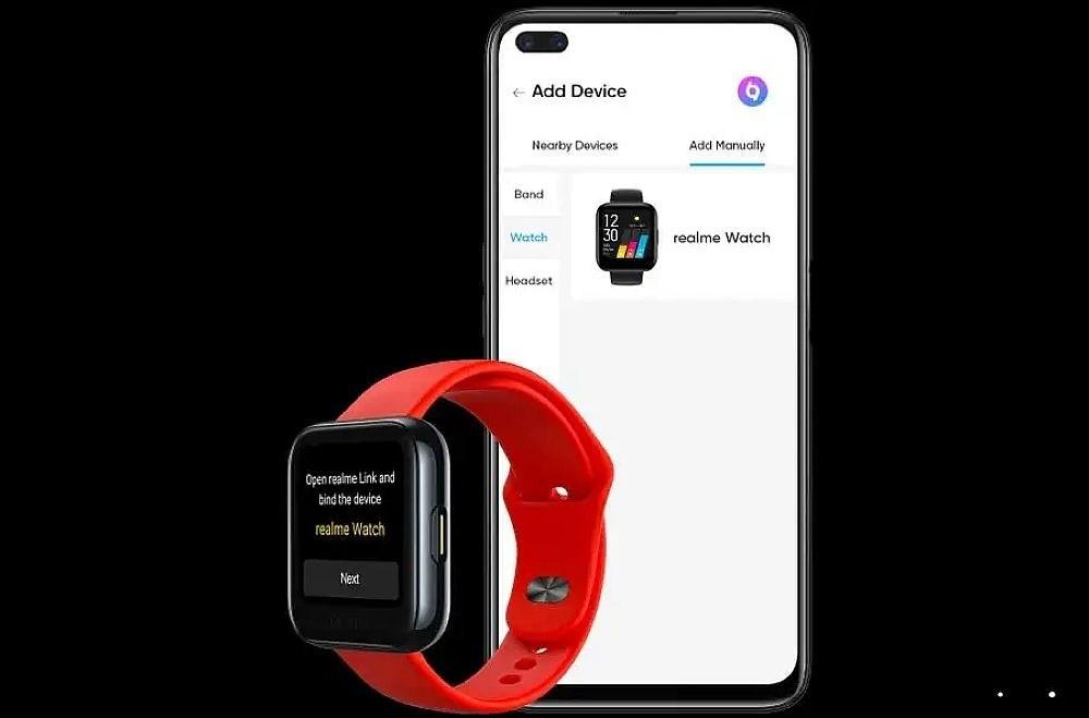 751314f87744eba realme公布旗下智慧手錶外型,強調具備多樣運動數據與血氧量測功能