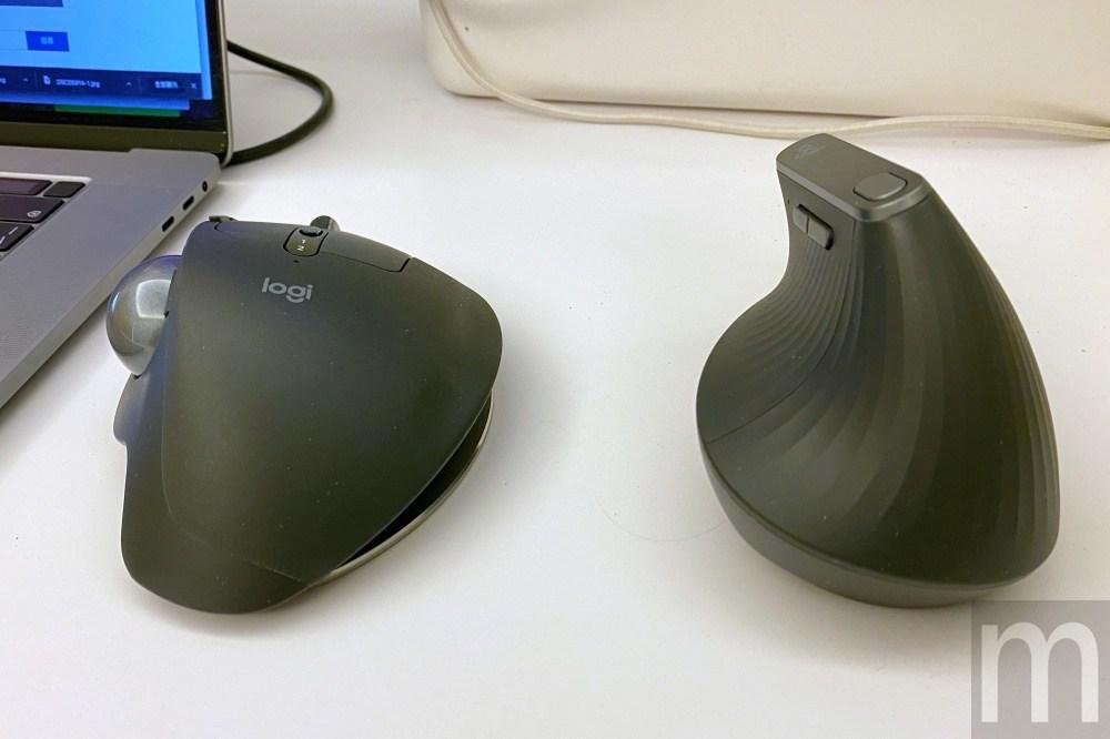 IMG 3219 動手玩/羅技如何藉由特殊滑鼠設計改善工作時的手腕痠痛問題?