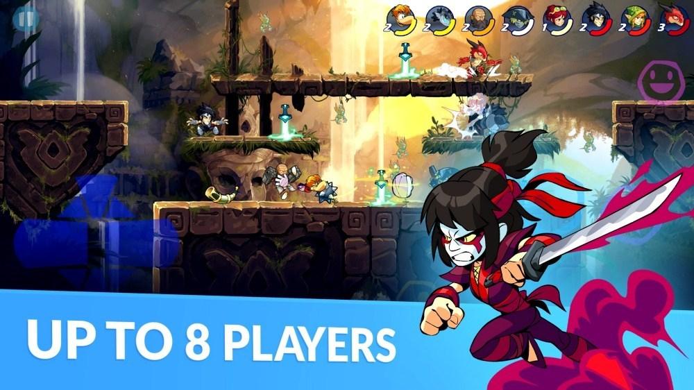 4 PlayWith8In20Modes SoftLaunch 1080x1920EN 《英靈神殿大亂鬥》增加Android、iOS版本,同樣支援跨平台亂鬥