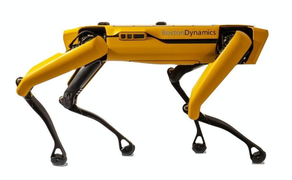 spot Boston Dynamics開放銷售旗下四足機器人Spot,要價74500美元