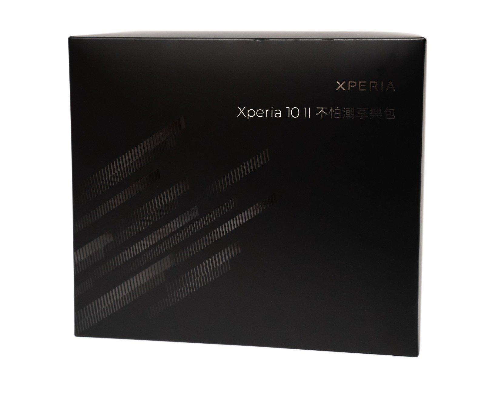 Sony Xperia 10 II 新機實測 (1) 中階防水生力軍開箱動手玩!還有首購禮不怕潮享樂一起看! @3C 達人廖阿輝