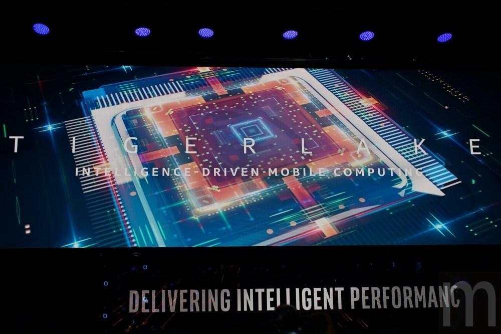 DSC07295 Intel在Tiger Lake處理器強化惡意攻擊防護能力