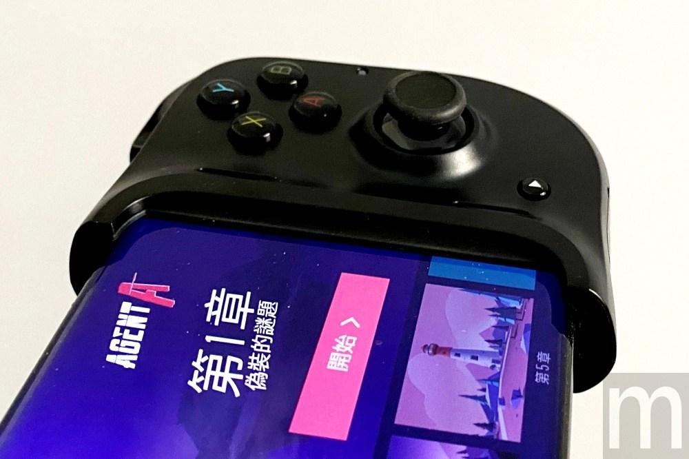 IMG 4067 動手玩/與韓國Gamevice合作,Razer新款手機控制手把Kishi