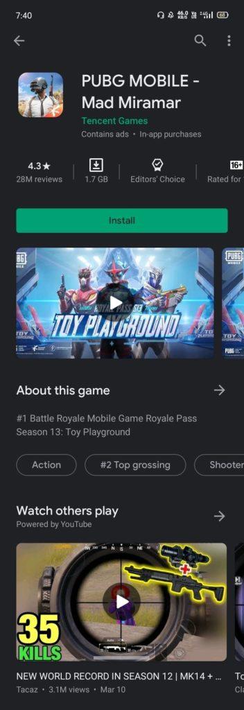 Screenshot 2020 05 26 07 40 36 63 1 668x1944 1 352x1024 Google Play Store測試串接玩家YouTube影片,增加遊戲內容下載機會