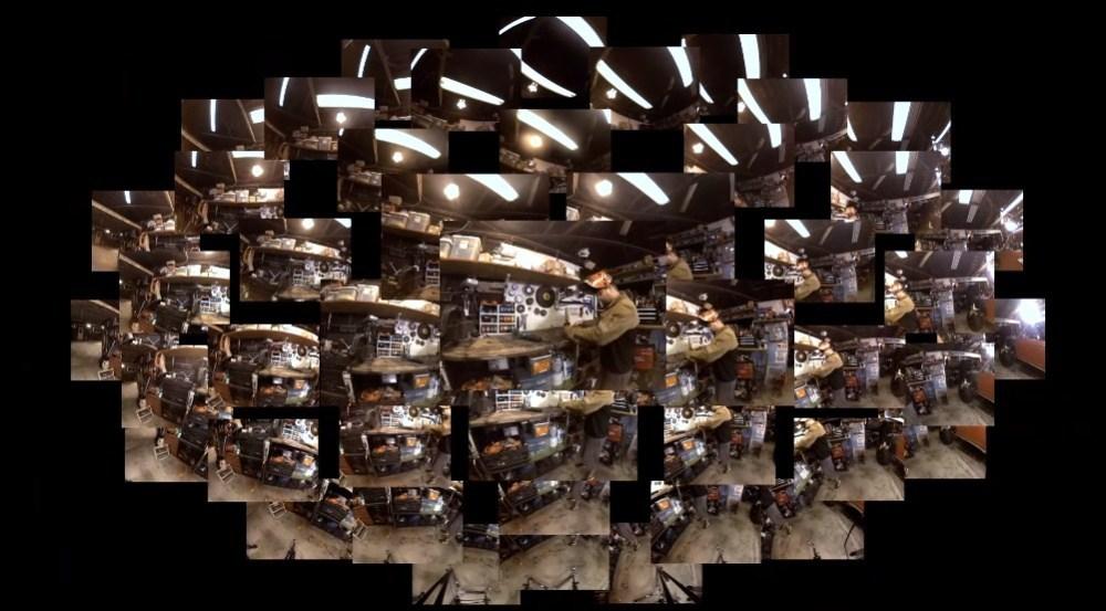 l koya light2 對影完整視覺感受,Google以46組相機完整記錄3D影像
