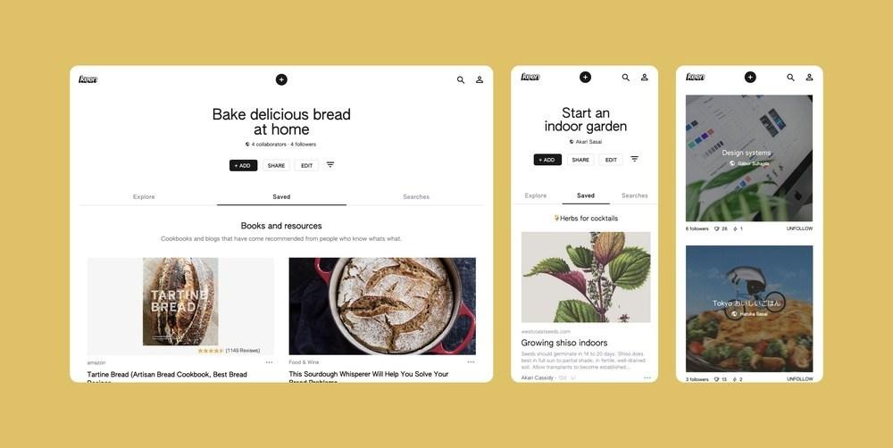keen inline 1.max 1000x1000 1 Google內部新創打造類似Pinterest服務,讓使用者挖掘更多潛在嗜好
