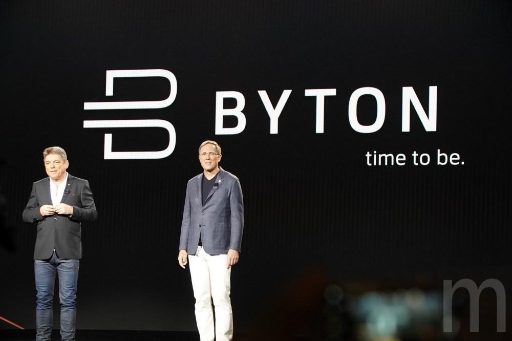DSC09898 風光展出,卻傳出財務危機的豪華電動車品牌Byton是否又是一場新創騙局?