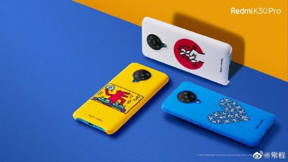 fb5bc1590183050dc5ccdaba43607e9f Redmi K30 Pro揭曉,新款小愛觸控音箱、電視同步亮相