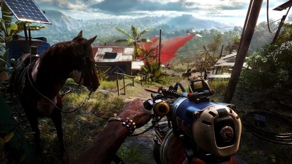 Horse Vista 《極地戰嚎6》確定明年2/18推出,與好萊塢製作團隊深度合作