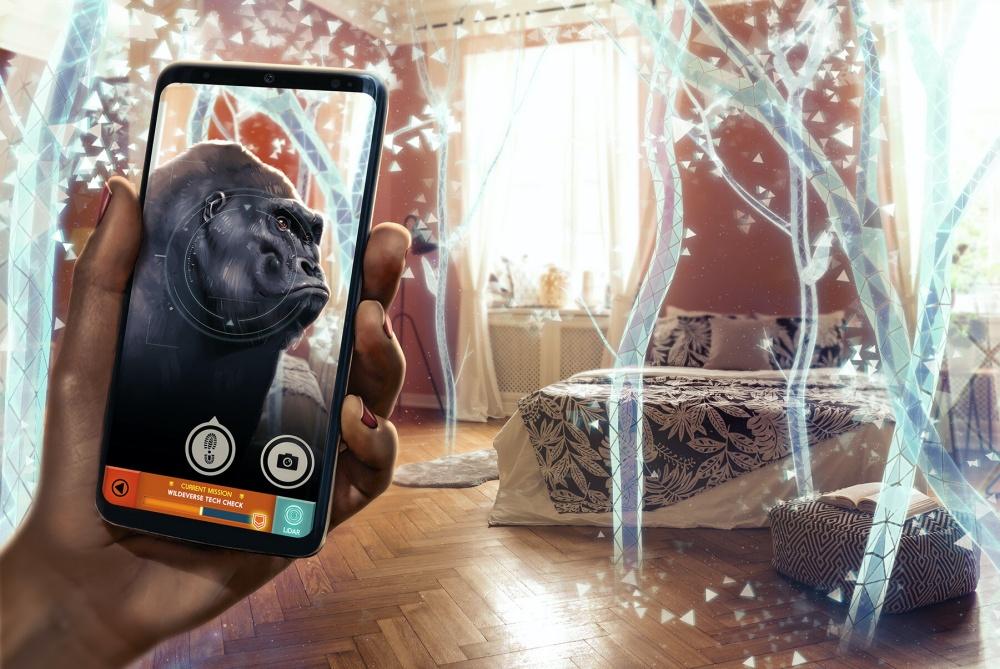 IoE WV homeplayerview RGB medres 遊戲業者期望以擴增實境內容呼籲重視動物保育工作