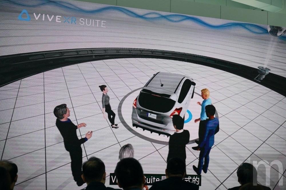 DSC08520 HTC推出VIVE XR Suite、VIVE Events服務,打造全新遠距互動及虛擬展會活動
