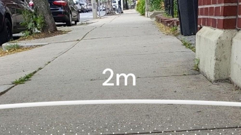 b580af130f3cffc Google透過手機協助確認是否保持適當社交距離