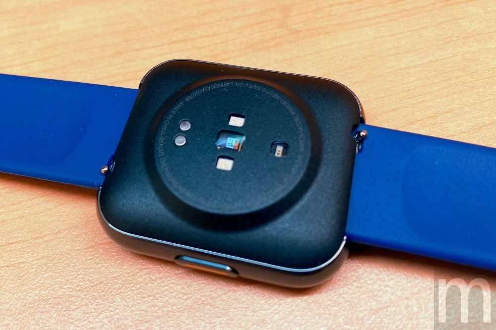 IMG 3311 動手玩/親民價位就擁有心率、睡眠與血氧量測功能的realme Watch