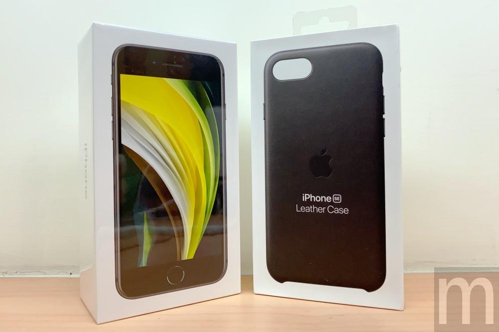 batch IMG 3058 動眼看/以iPhone 8為基礎的新款iPhone SE,與第一款設計比較