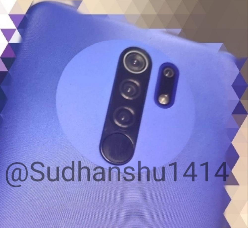 EUMYnevVAAA4nuv 小米新款入門手機Redmi 9曝光,預計採用聯發科Helio G80處理器