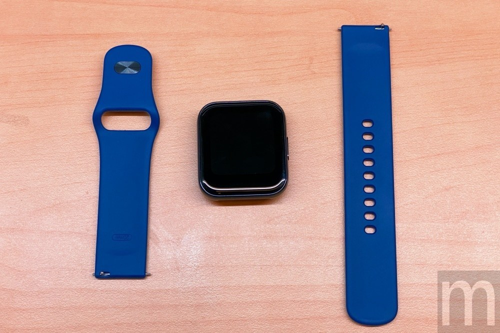 IMG 3313 動手玩/親民價位就擁有心率、睡眠與血氧量測功能的realme Watch