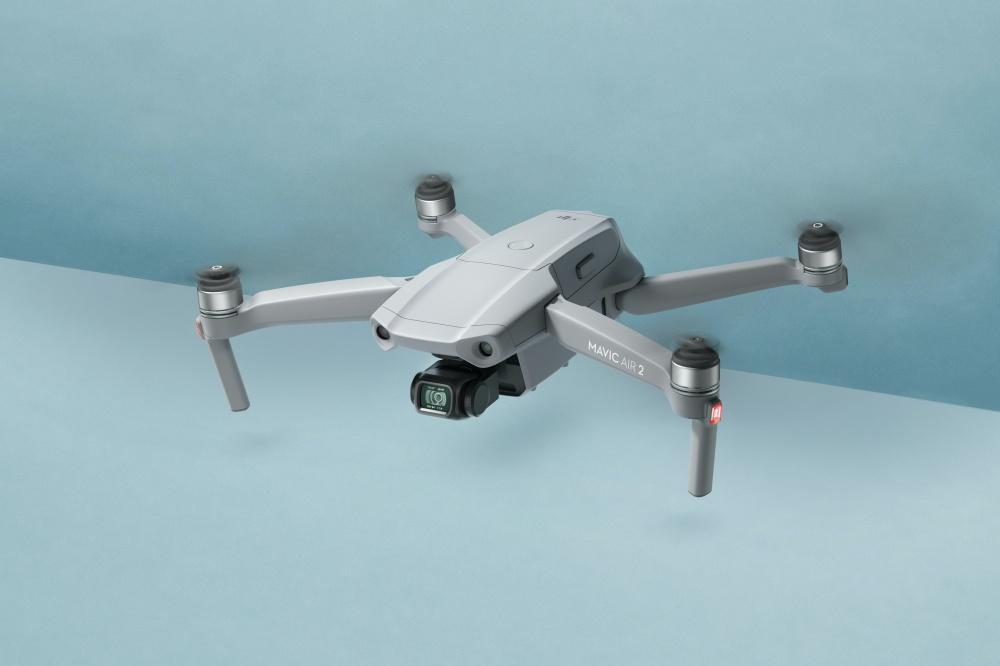Lifestyle 3 換上全新鏡頭設計、滯空飛行時間更持久的Mavic Air 2揭曉