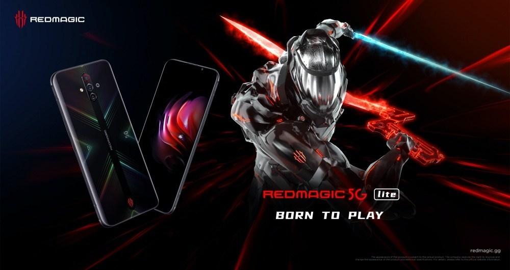 Red Magic 5G lite  KV EN nubia宣布與Vodafone合作,銷售簡化版Red Magic 5G Lite遊戲手機
