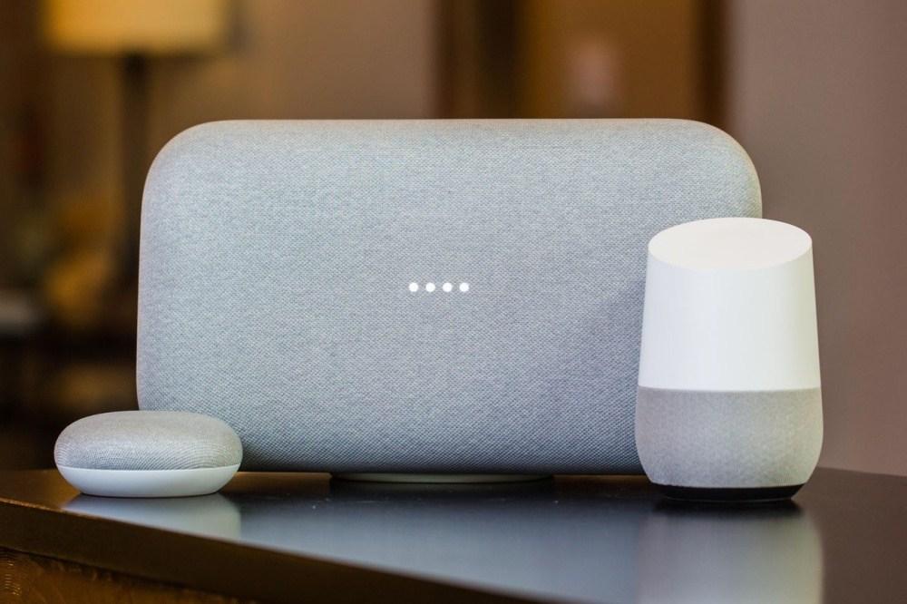 google home max 5 Google Assistant付款功能將加入聲音識別機制